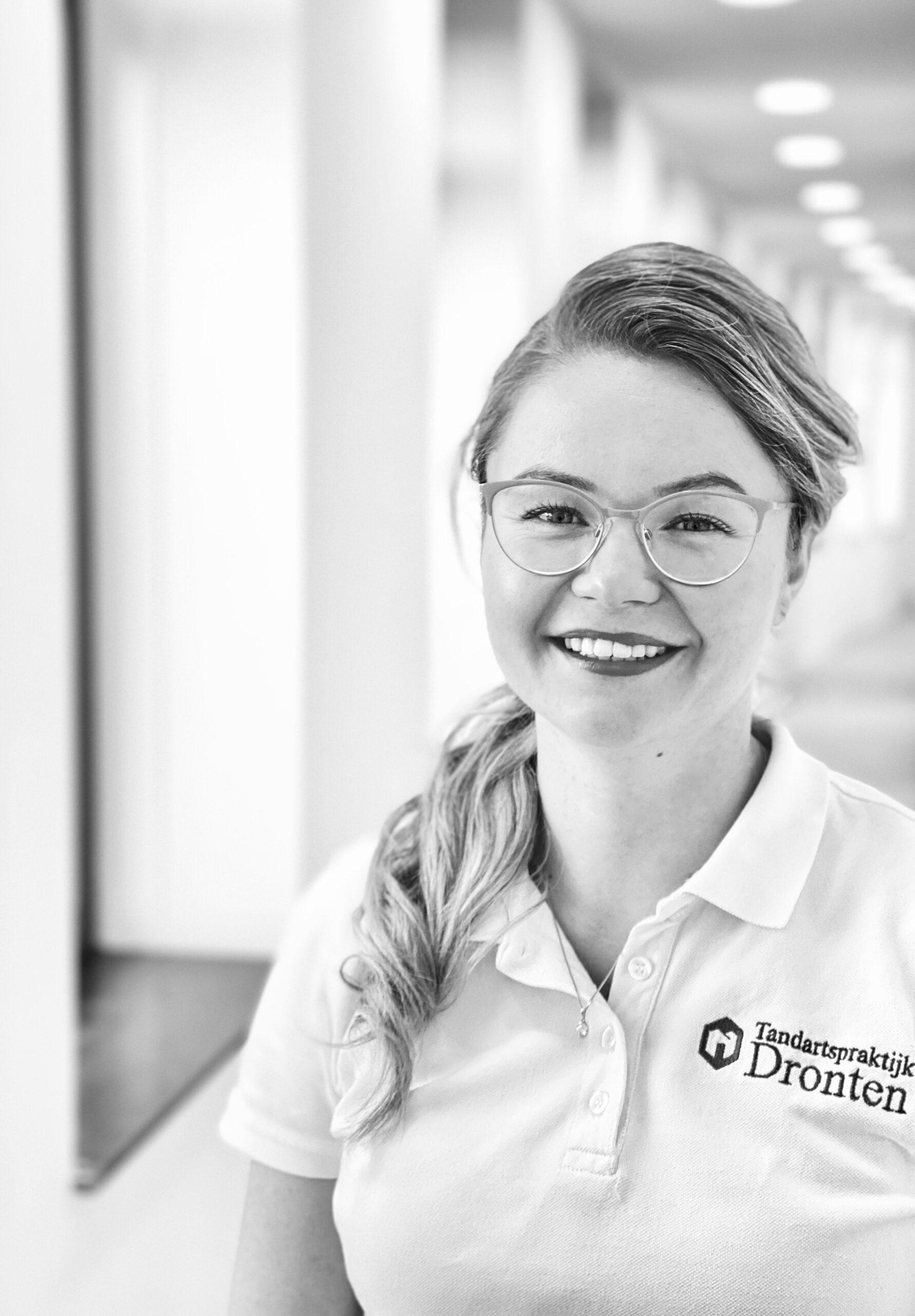 Miranda Post - van den Berg preventieassistente Dronten